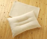 麻ごろ寝枕 カバー付(35x50)